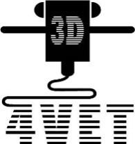 logo 3d4vet